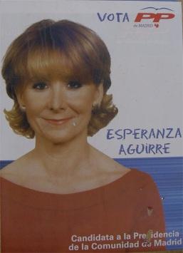 PP_Esperanza Aguirre pizpireta